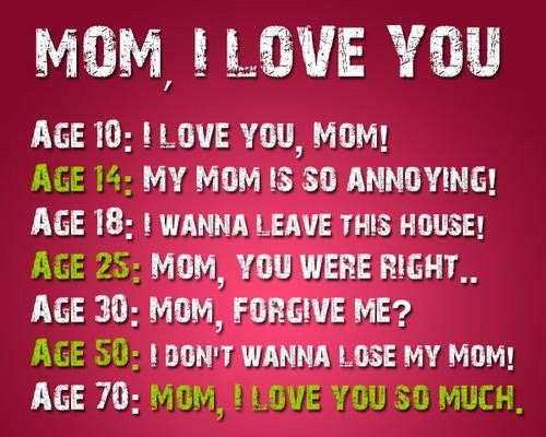 I Miss You Mom Quotes From Daughter I Love Mom Quotes Love
