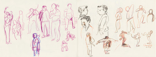 December 2013: My Life Drawing Class