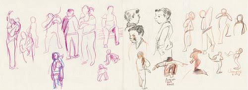 December 2013: My Life Drawing Class