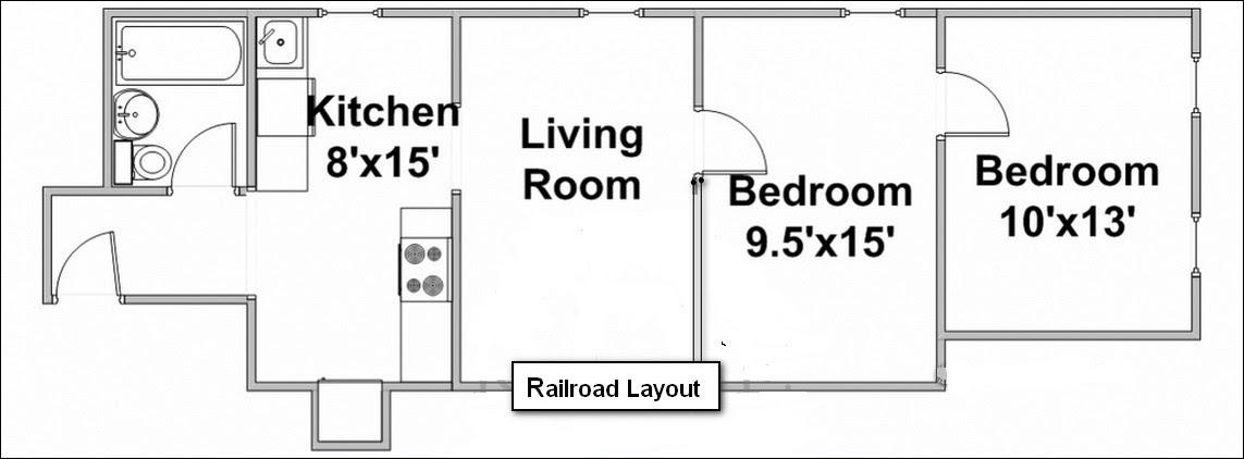 Railroad layout2