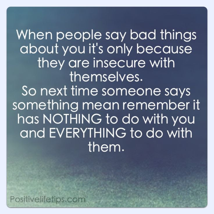 Quotes About Mean People 583 Quotes