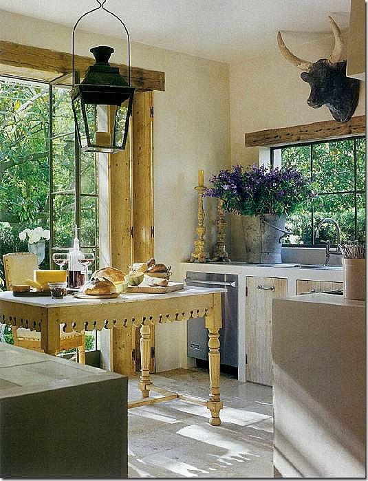 French inspired interiors: Designer Pamela Pierce - The ...