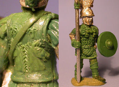 28mm Carthaginian Veteran Command