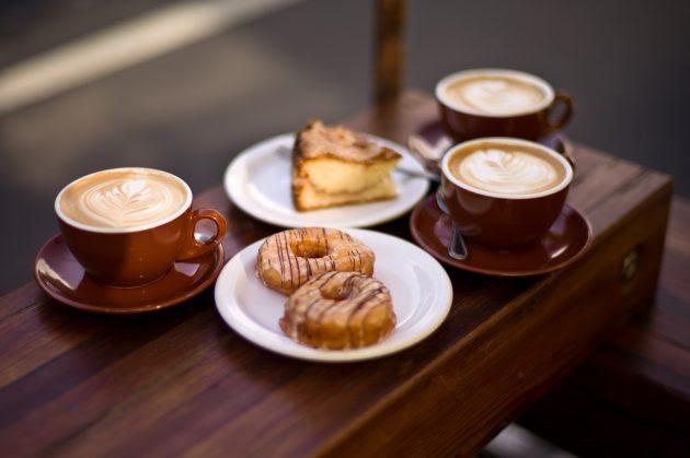 польза кофе — утренний кофе