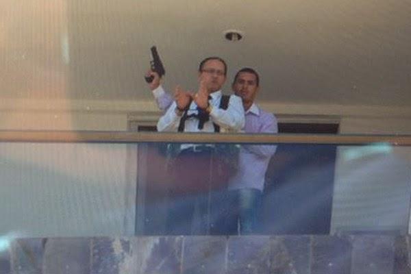Plantão: Homem anuncia ataque terrorista em hotel de luxo em Brasilia