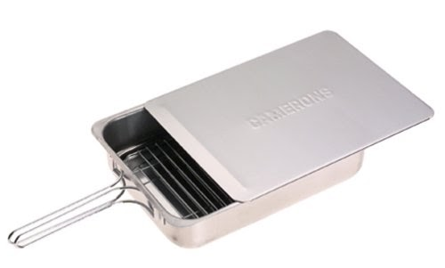 Barbeque Grill Cameron Cookware Stainless Steel Stovetop