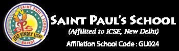 Saint Paul's School, Rajkot