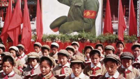 China still carrying Maoist scars