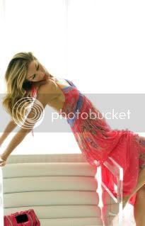 Gisele Bundchen: Rampage Spring/Summer 2009