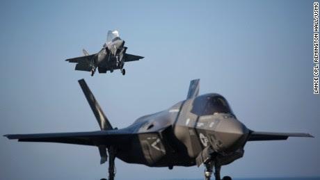The U.S. military's $400B fighter jet (2016)