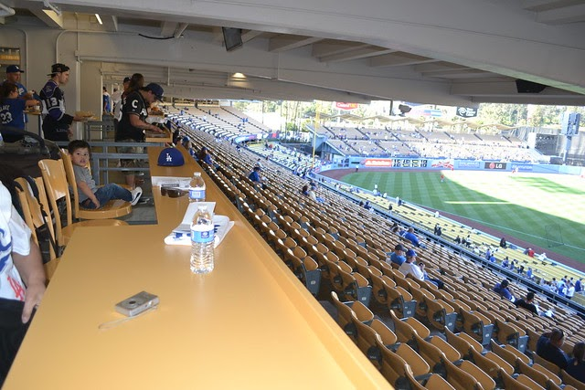 Vin Scully Is My Homeboy Loge Party Boxes Dodger Stadium