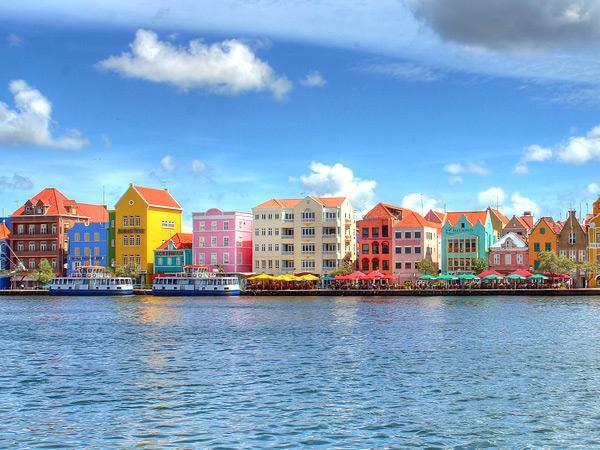 Willemstad, à Curaçao