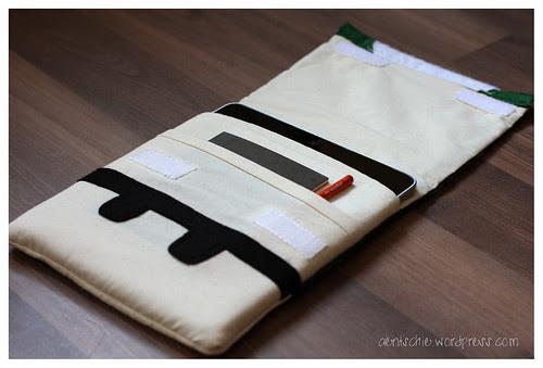 extra live iPad case