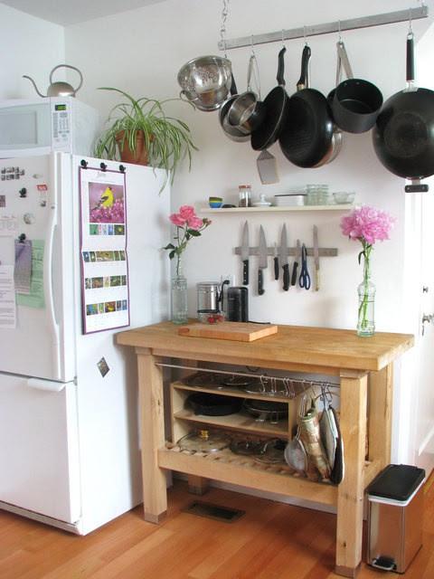 Kitchen Pot Racks
