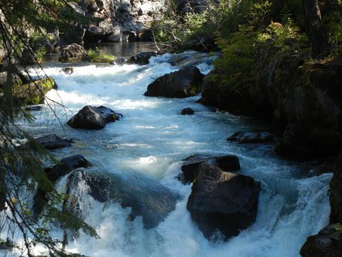 Natural Bridge, The Rogue River, Oregon _ 6538
