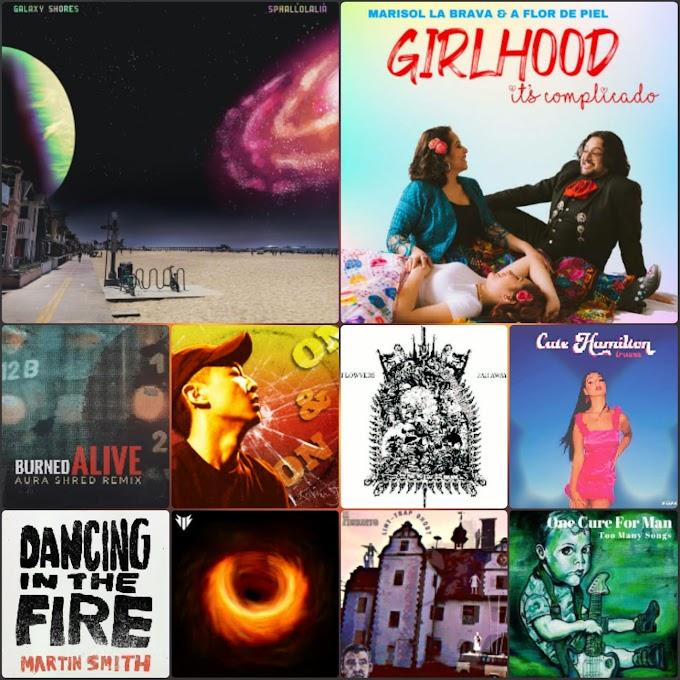 M.S SINGLES #3.2: The Figurants, The Flowvers, Carter Fox, Kristian J e mais passando pelo Rock, Pop, Hip-Hop e Eletrônico
