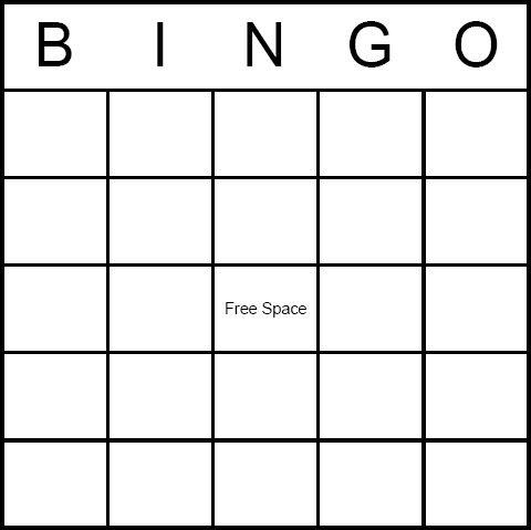 1000+ ideas about Bingo Cards on Pinterest   Bingo party, Bingo ...