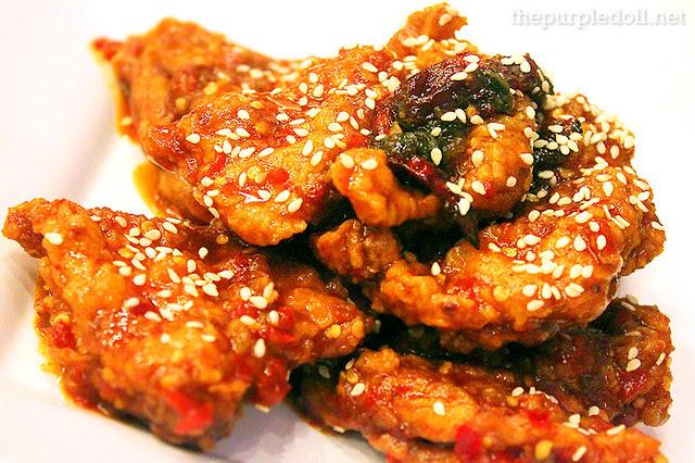 Spicy Yang-Nyam