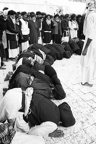 The Asqan Malangs At The Holy Shrine Of Zinda Shah Madar Makanpur by firoze shakir photographerno1
