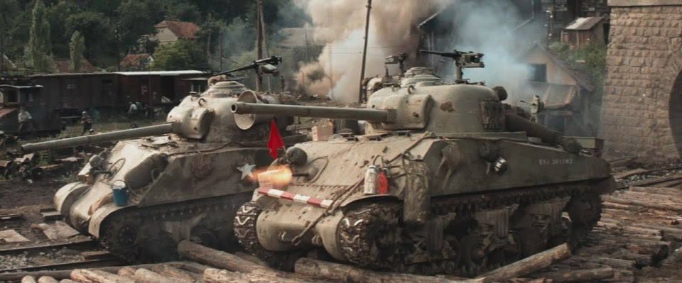1944 Fisher M4 A3 'Sherman'