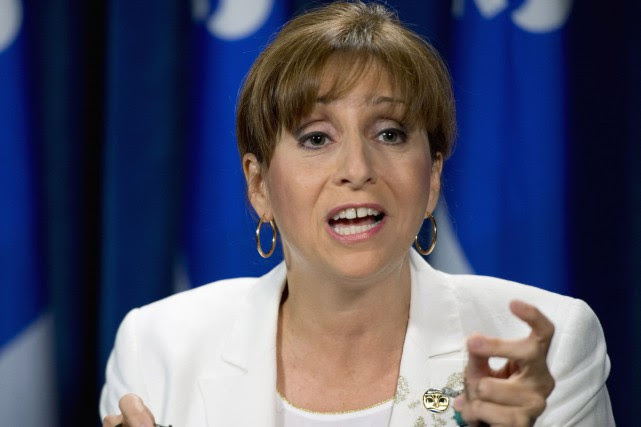 La députée caquiste Nathalie Roy... (Photo Archives La Presse Canadienne)