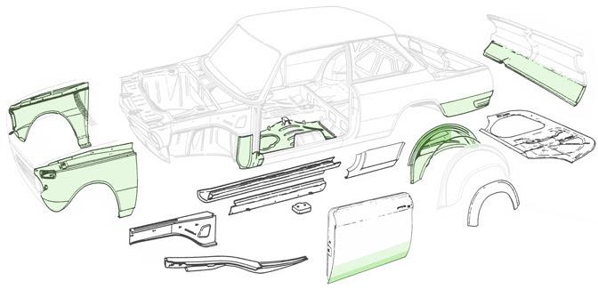 Wiring Database 2020  30 Bmw E30 Parts Diagram