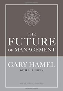 "Cover of ""The Future of Management"""