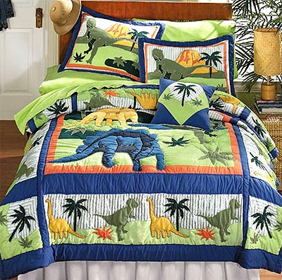 Toddler Bedding Sets Dinosaur Quilt Bedding