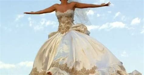 """Beyonce Wedding Dress from """"Best Thing I Never Had"""" video"""