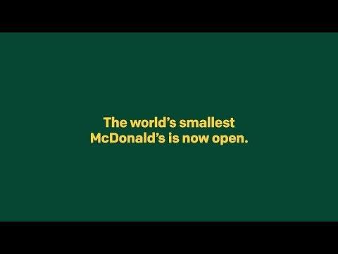McDonald Terkecil di Dunia