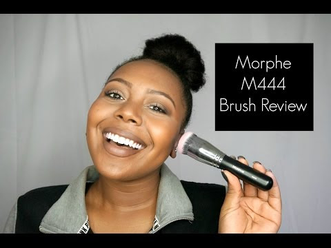 First Impressions: Morphe M444 Brush