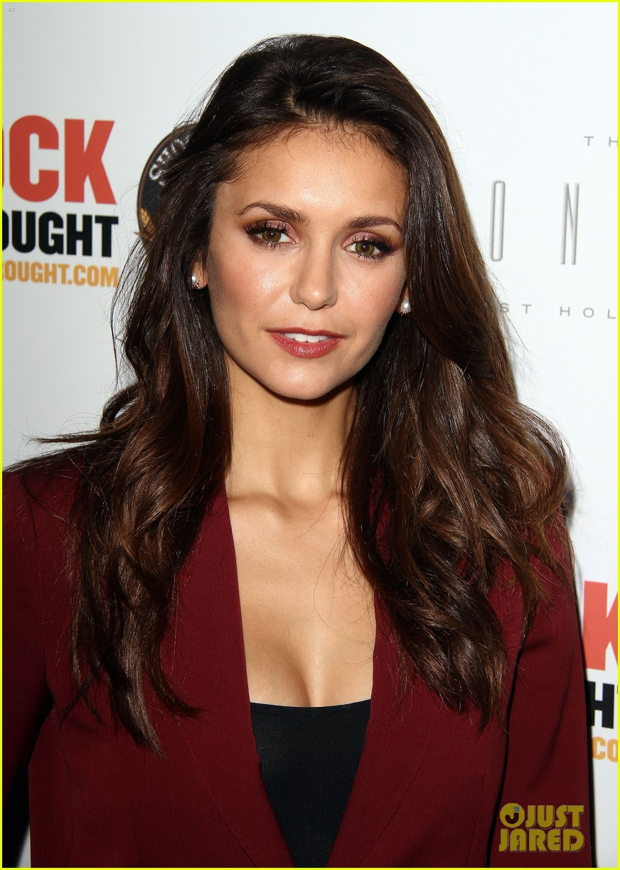 Nina Dobrev Shows Off Her Bulgarian Accent Watch Now Photo