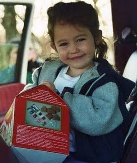 miley cyrus childhood photos   strongdreams