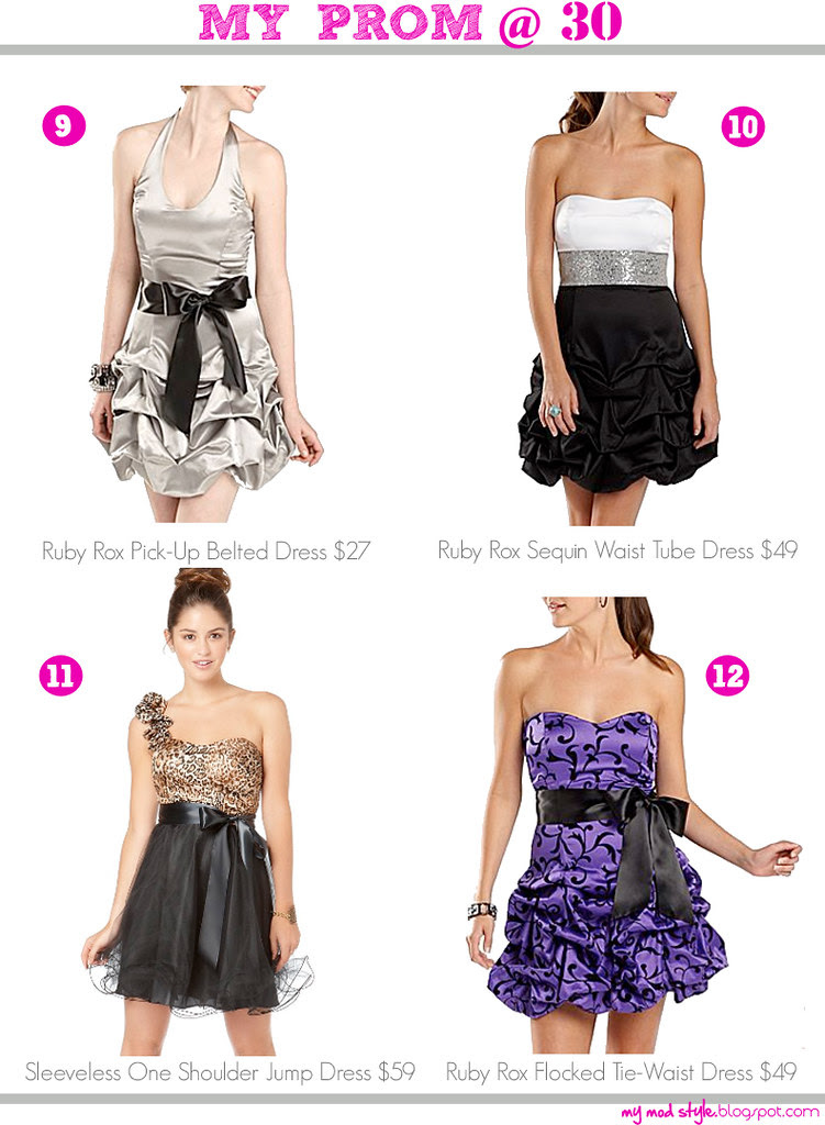PROM at 30 dresses pg3