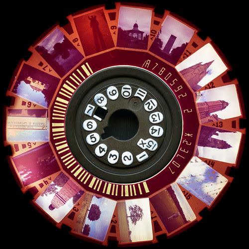 Halina Disc 100 - scan of whole disc by pho-Tony