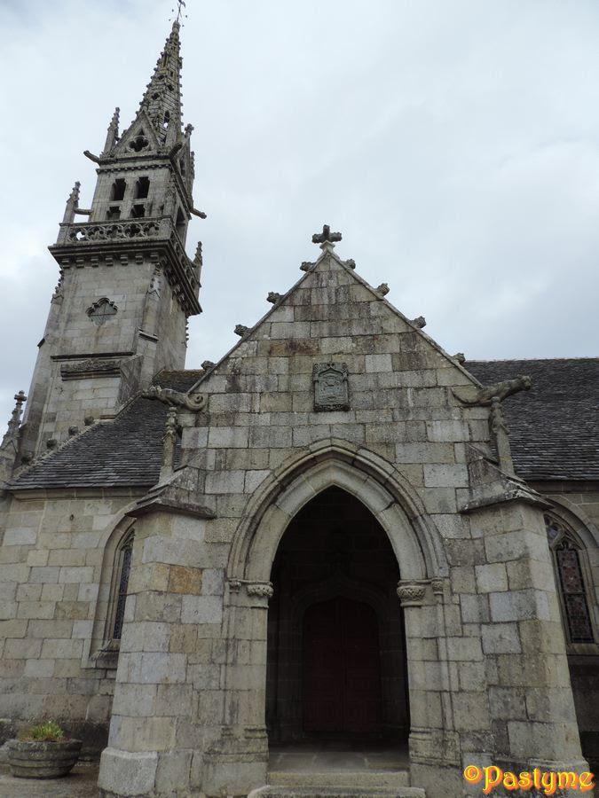 Eglise de LA FEUILLEE (29)