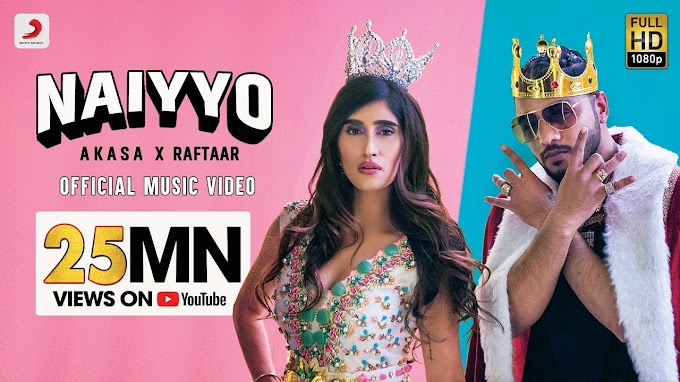 Naiyyo Lyrics- Raftaar & Akasa