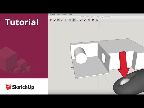 Getting started with SketchUp for  beginner