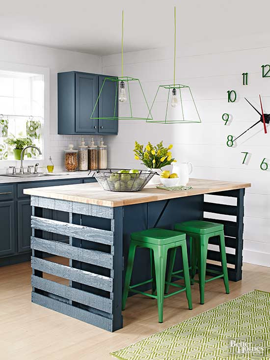 6 DIY Kitchen Island Ideas For Maximum Style • VeryHom
