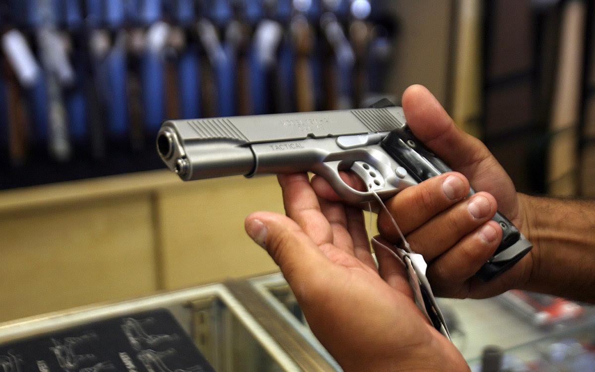 Mãos ao alto! Estes são os países com mais armas per capita