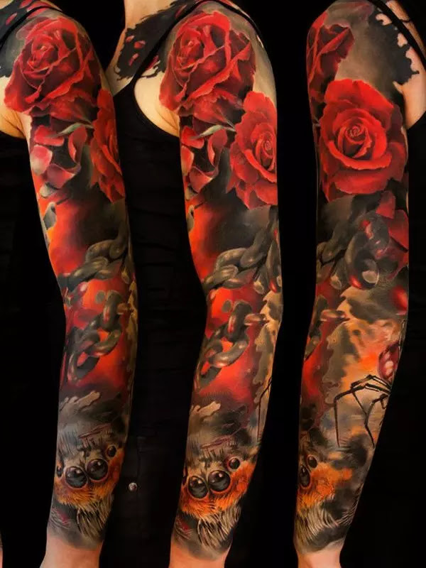 125 Sleeve Tattoos For Men And Women Designs Meanings 2019