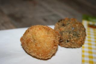 Paella croquettes