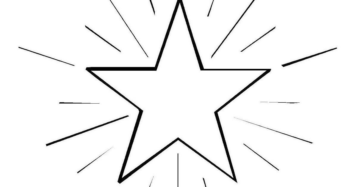 33 Sterne Zeichnen Vorlagen - Besten Bilder von ausmalbilder