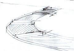 Slate Steps sketch