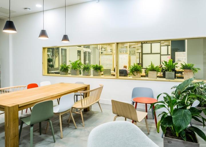 » Barclaycard office by APA Architects, Northampton - UK