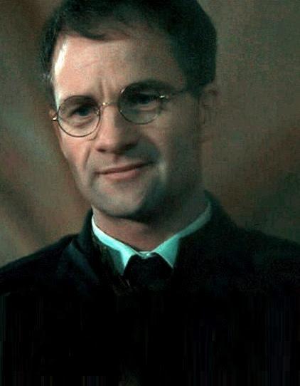 Harry Potter Padre