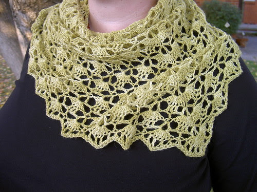 South Bay Shawl