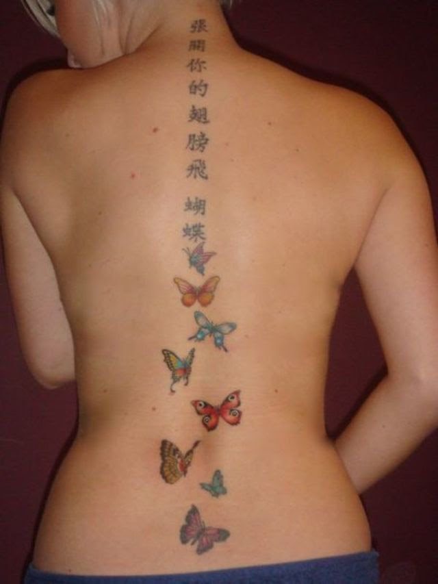 éstas Son Las Zonas Del Cuerpo Más Dolorosas Para Tatuarte