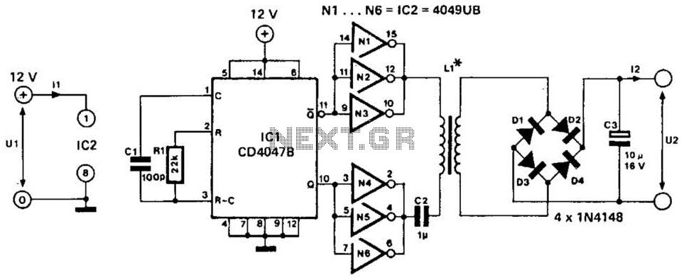 Ac To Dc Converter Wiring Diagram