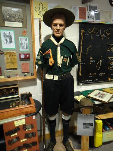 Scout Uniform by Tasmanian Scout Heritage Centre